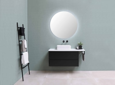 How to get rid of bathroom clutter